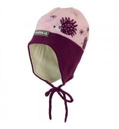 Huppa laste kootud müts 40g Karro 1 80290104*80134