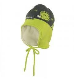 Huppa laste kootud müts 40g Karro 1 80290104*80148