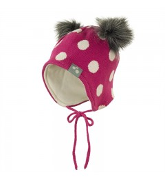 Huppa tüdrukute müts 40g Fiona 94030004
