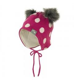 Huppa tüdrukute müts 40g Fiona 94030004*00063