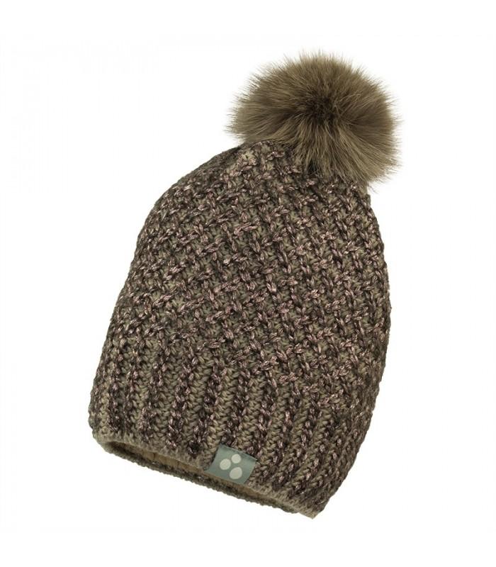 Huppa вязаная шапочка для девочек Cleo 94000000