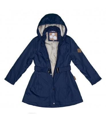 Huppa tüdrukute mantel 40g Leandra 18030004