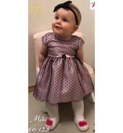 Tüdrukute pidulik kleit ,väikesele tüdrukule Miki