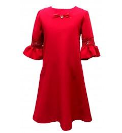 Tüdrukute pidulik kleit ühev 273322 01