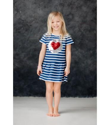 Lenne tüdrukute kleit Isabella 19621 A