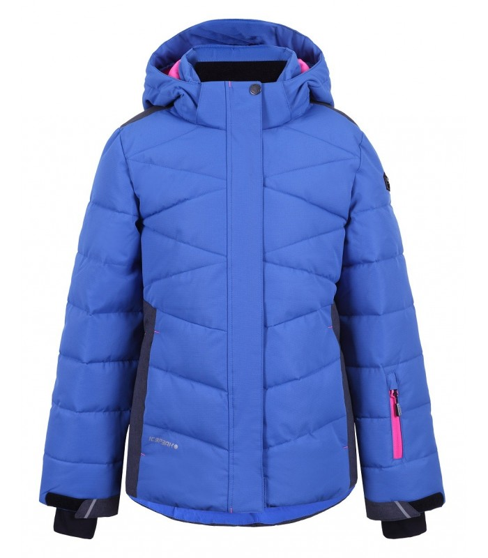 Icepeak tüdrukute talvejope 190g Helia JR 50038-2*340