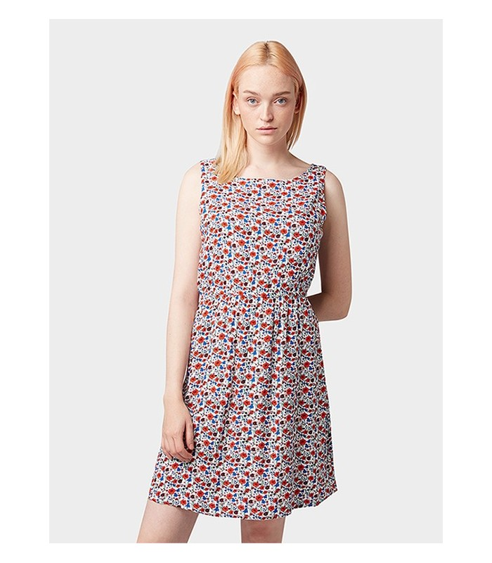 Tom Tailor naiste kleit 1008138 1008138*15551 (1)