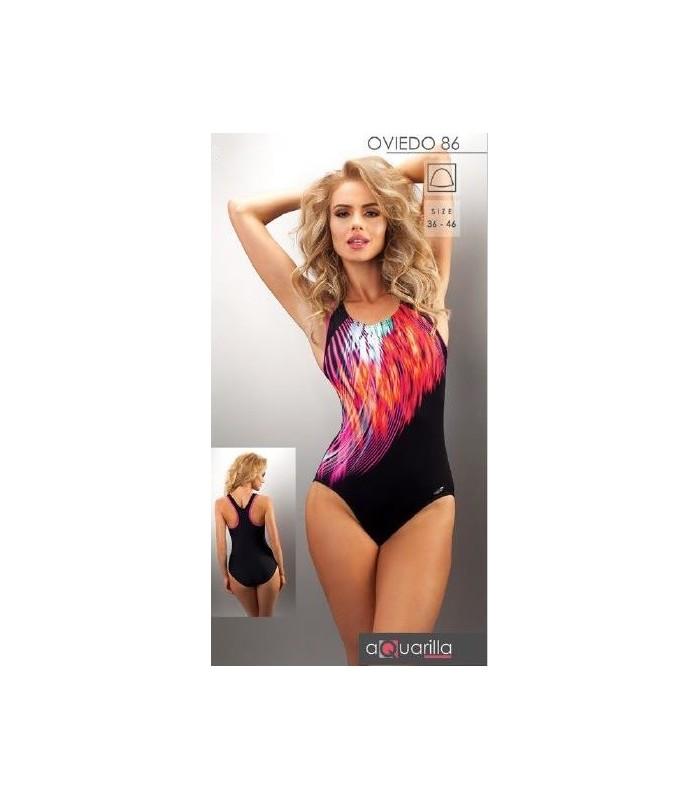 Aquarilla naiste trikoo Oviedo86 OVIEDO86*01 (1)