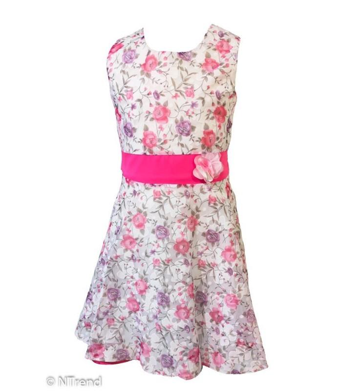 Tüdrukute pidulik kleit 272225