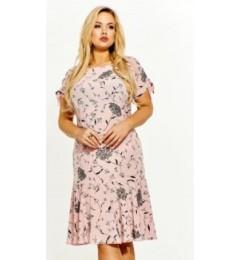 Naiste pluss suuruses kleit M996 996*01