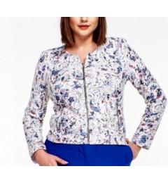 Женский пиджак плюс сайз M993