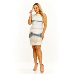 Женское платье плюс сайз  M998 998*01