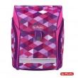 Herlitz ранец MIDI - Pink Cubes 128649