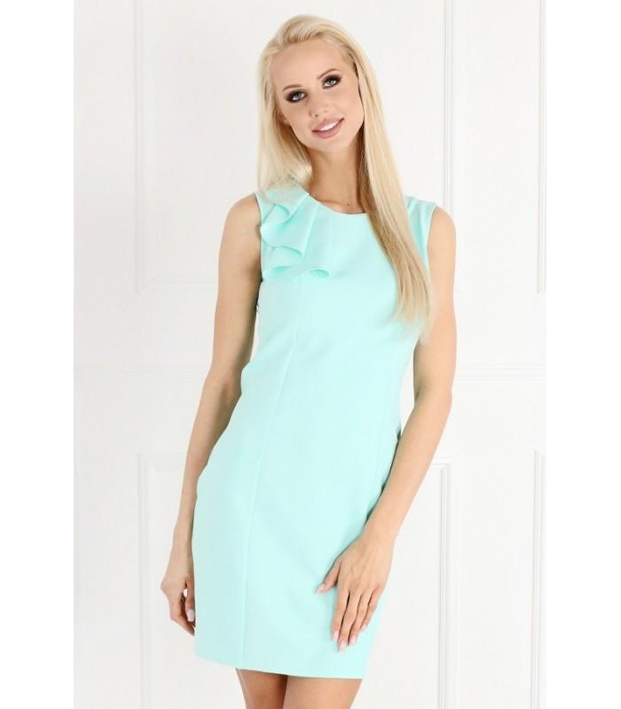Lykke naiste elegantne kleit E02