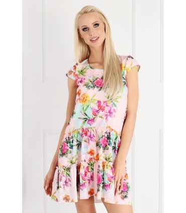 Lykke suvine naiste kleit