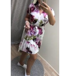 Naiste lilleline kleit