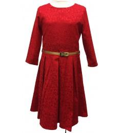 Zibi tüdrukute pidulik kleit 27321 01