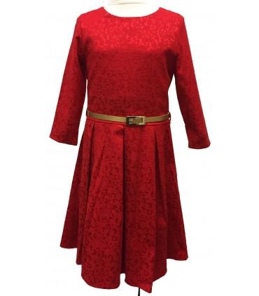 Tüdrukute pidulik kleit Z321