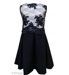 Tüdrukute pidulik kleit 271168