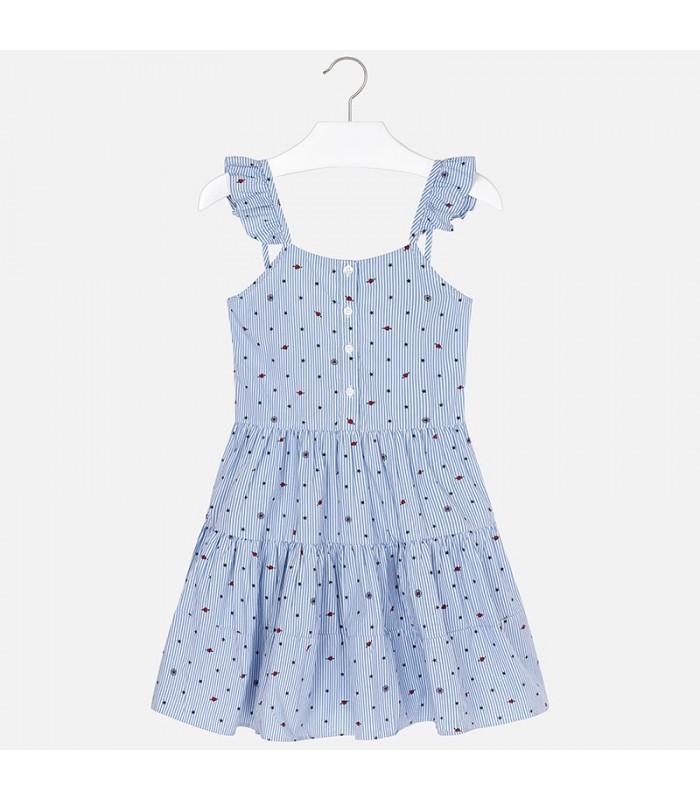 Mayoral tüdrukute kleit 6940 6940*4