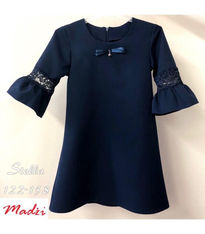 Madzi tüdrukute pidulik kleit Stella 271731 01 (1)
