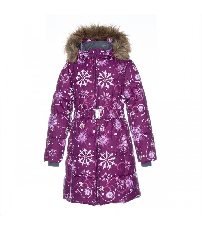 Huppa tüdrukute mantel 300g Yacaranda 12030030*94234 (1)