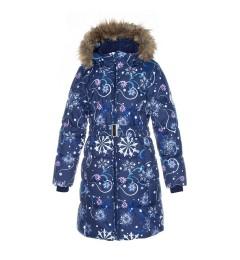Huppa пальто для девочек 300гр Yacaranda 12030030