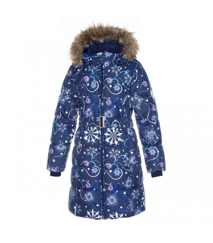 Huppa tüdrukute mantel 300g Yacaranda 12030030*94286 (1)