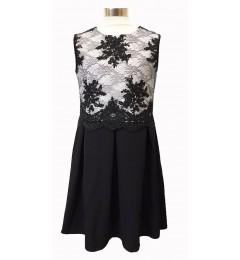 Tüdrukute pidulik kleit 271172