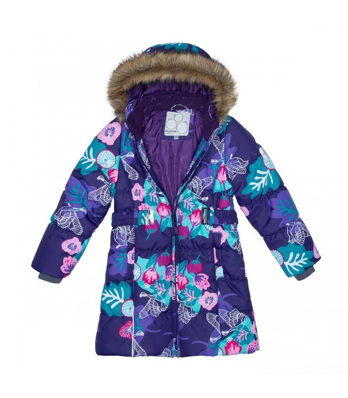 Huppa tüdrukute mantel 300g Yacaranda 12030030*94073 (1)
