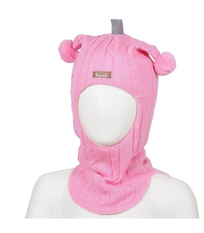 Kivat шапка-шлем для девочек 566 566*20