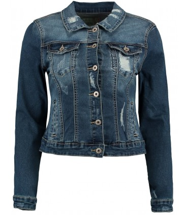 Женская джинсовая куртка Hailys Enna ENNA*01