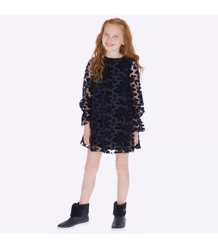 Mayoral tüdrukute kleit 7927 7927*78 (1)