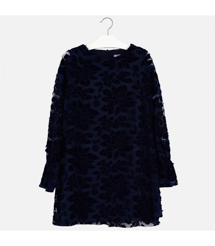 Mayoral tüdrukute kleit 7927 7927*78 (2)