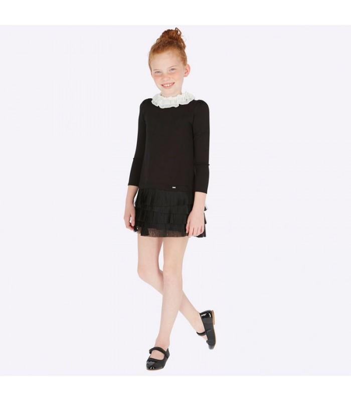 Mayoral tüdrukute kleit 7923 7923*45 (1)