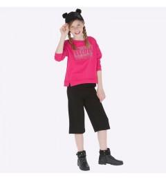 Mayoral брюки-капри для девочек 7505