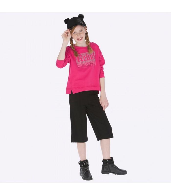 Mayoral tüdrukute capri püksid 7505 7505*54 (4)