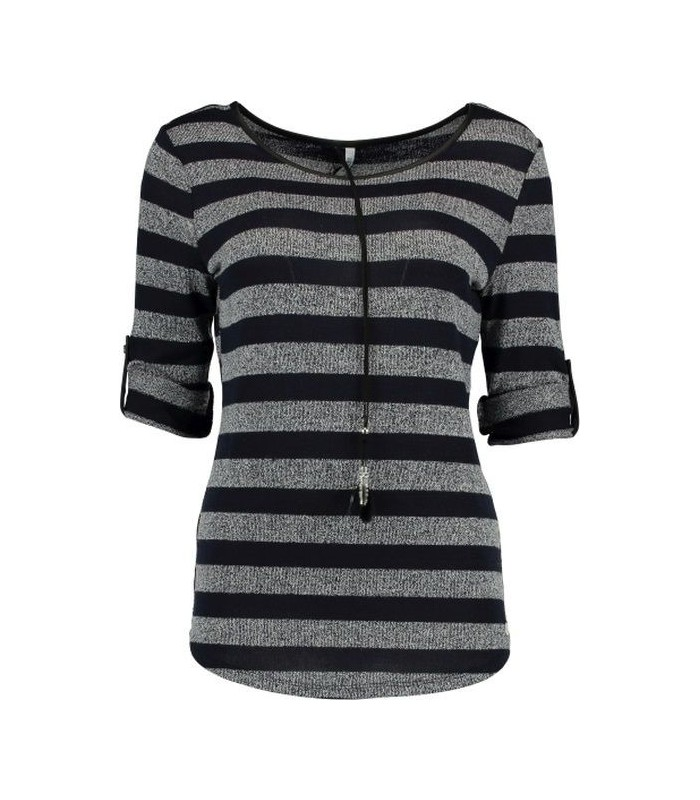 Hailys naiste triibuline džemper ELLEZ1*09 (1)