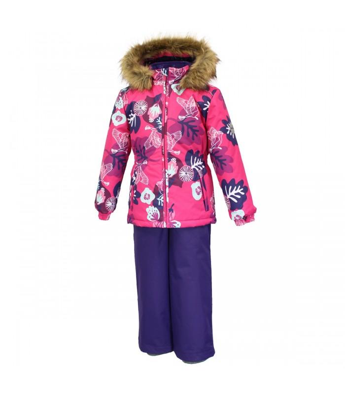 Huppa зимний комплект для девочек 300/160гр Wonder 41950030