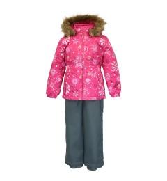 Huppa tüdrukute talvekomplekt 300/160g Wonder 41950030