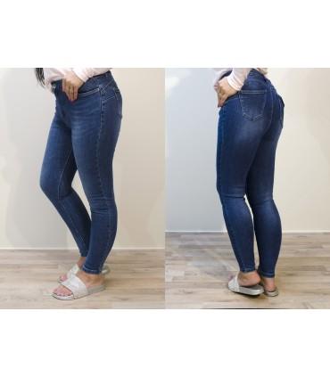 Naiste teksad Plus suuruses MS1006-2