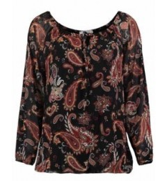 Женская шифоновая блуза Hailys Cara70