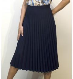 Женская плиссированная юбка 3870