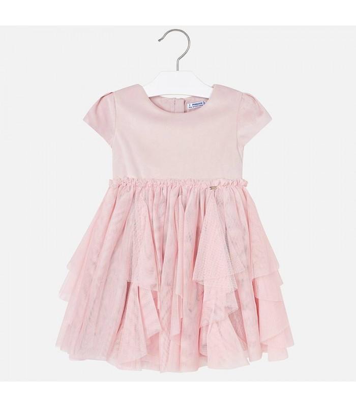 Mayoral tüdrukute kleit 4924 4924*87 (3)