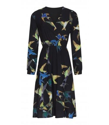Smashed Lemon naiste kleit 19531