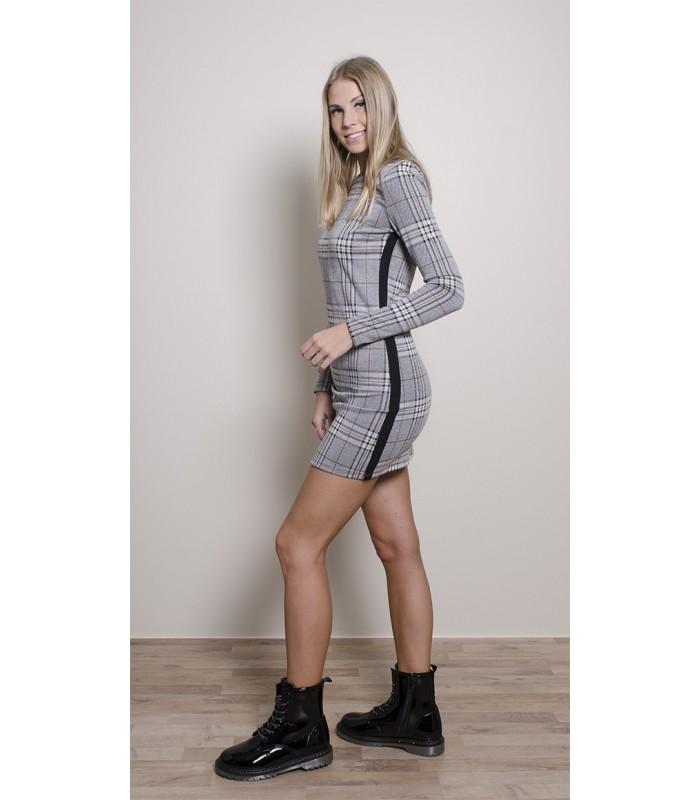 Hailys naiste ruuduline kleit Cora01