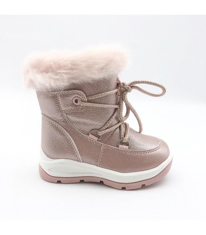 Tüdrukute soojad talvesaapad 11199 01 (1)