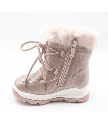 Tüdrukute soojad talvesaapad H199