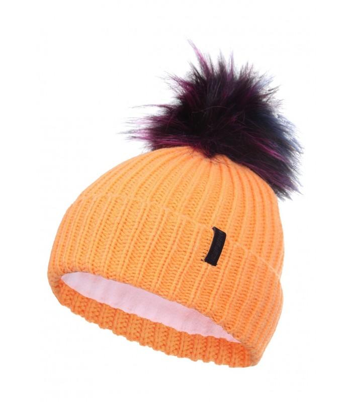 Icepeak tüdrukute kootud müts HOLYOKE JR 52843-4 52843-4*440
