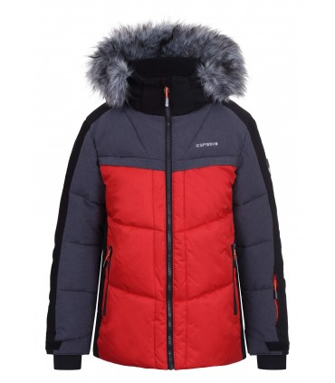 Icepeak poiste jope LAKE JR 50039-4